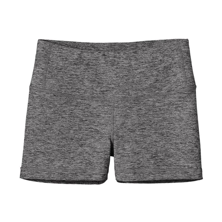 W'S CENTERED SHORTS, Forge Grey (FGE)