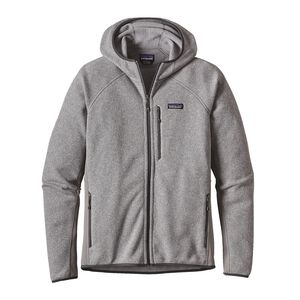 M's Performance Better Sweater™ Hoody, Feather Grey (FEA)