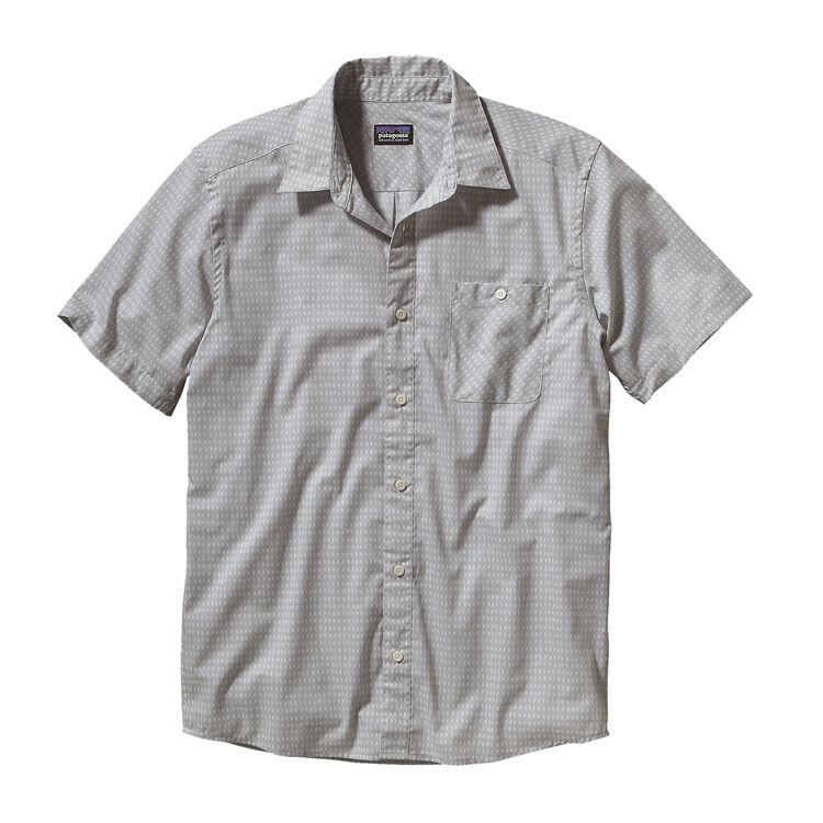 M'S GO TO SHIRT, Etchings: Tailored Grey (ETLG)