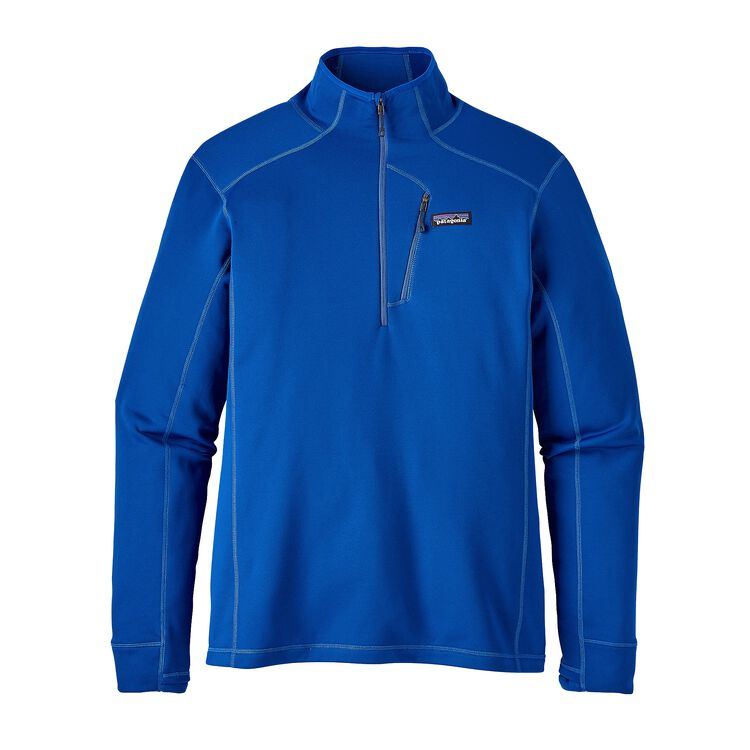 M'S CROSSTREK 1/4 ZIP, Viking Blue (VIK)