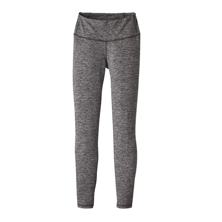 W'S CENTERED TIGHTS, Forge Grey w/Forge Grey (FEG)