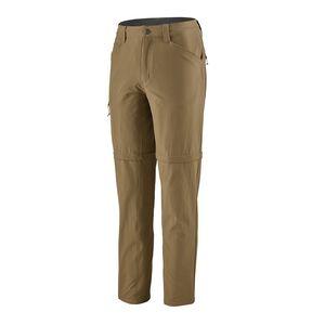 M's Quandary Convertible Pants, Ash Tan (ASHT)