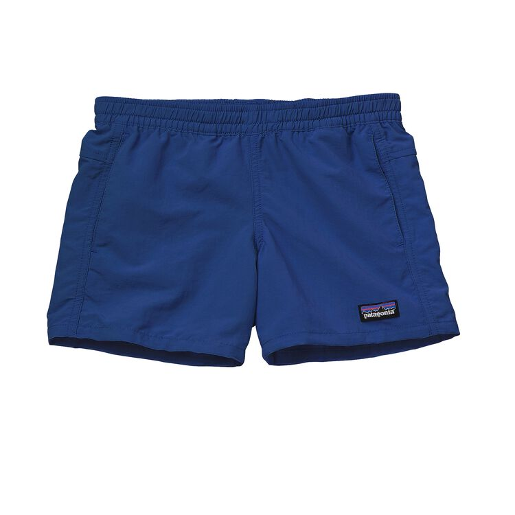 ガールズ・バギーズ・ショーツ(股下10cm), Superior Blue (SPRB)