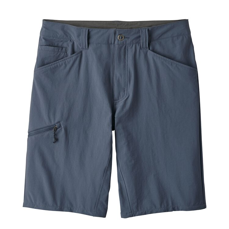 M'S QUANDARY SHORTS - 12 IN., Dolomite Blue (DLMB)