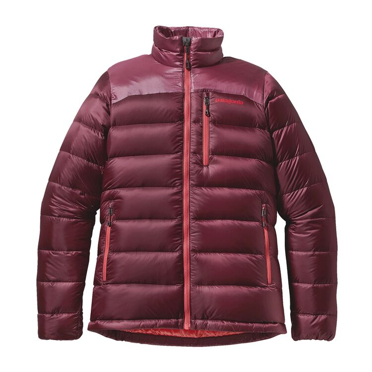 W'S FITZ ROY DOWN JKT, Oxblood Red (OXRD)