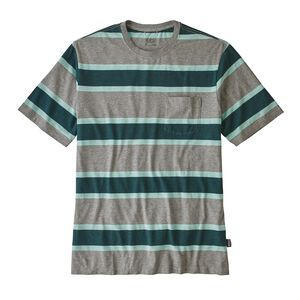 M's Squeaky Clean Pocket Tee, Rugby: Feather Grey (RUGF)