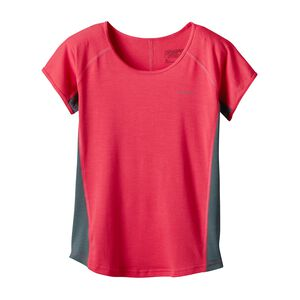 Girls' Pursuit of Phun Tee, Cerise (CIE)
