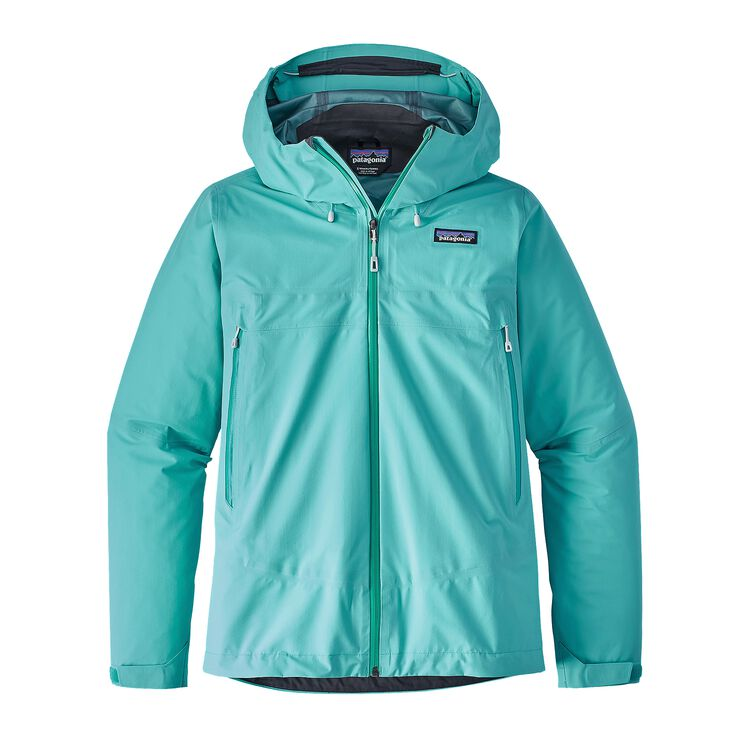 W'S CLOUD RIDGE JKT, Strait Blue (STRB)