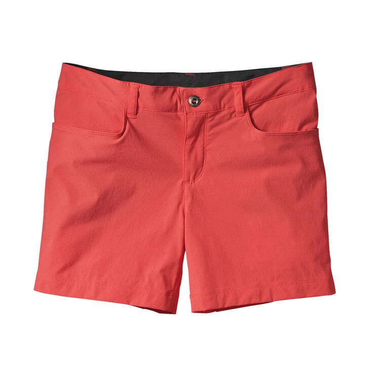 W'S QUANDARY SHORTS - 5 IN., Shock Pink (SHKP)
