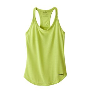 W's Nine Trails Tank Top, Celery Green (CELG)