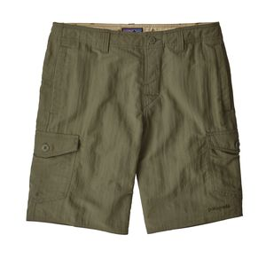 """M's Wavefarer® Cargo Shorts - 20"""", Industrial Green (INDG)"""