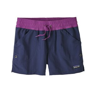 Girls' Costa Rica Baggies™ Shorts, Classic Navy (CNY)