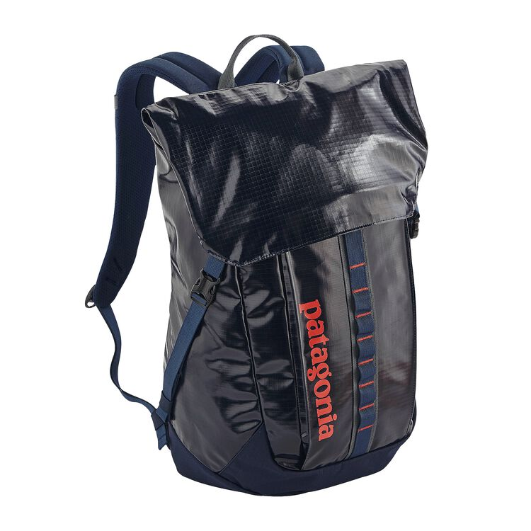 BLACK HOLE PACK 32L, Navy Blue w/Paintbrush Red (NPTR)