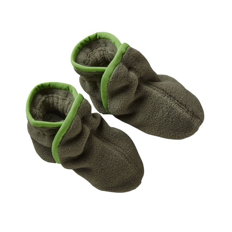 BABY SYNCH BOOTIES, Industrial Green (INDG)