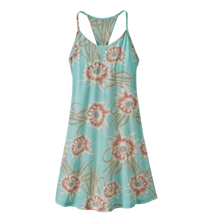 W'S EDISTO DRESS, Cereus Flower: Bend Blue (CEUB)