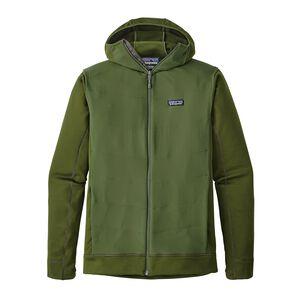 M's Crosstrek™ Hybrid Hoody, Glades Green (GLDG)