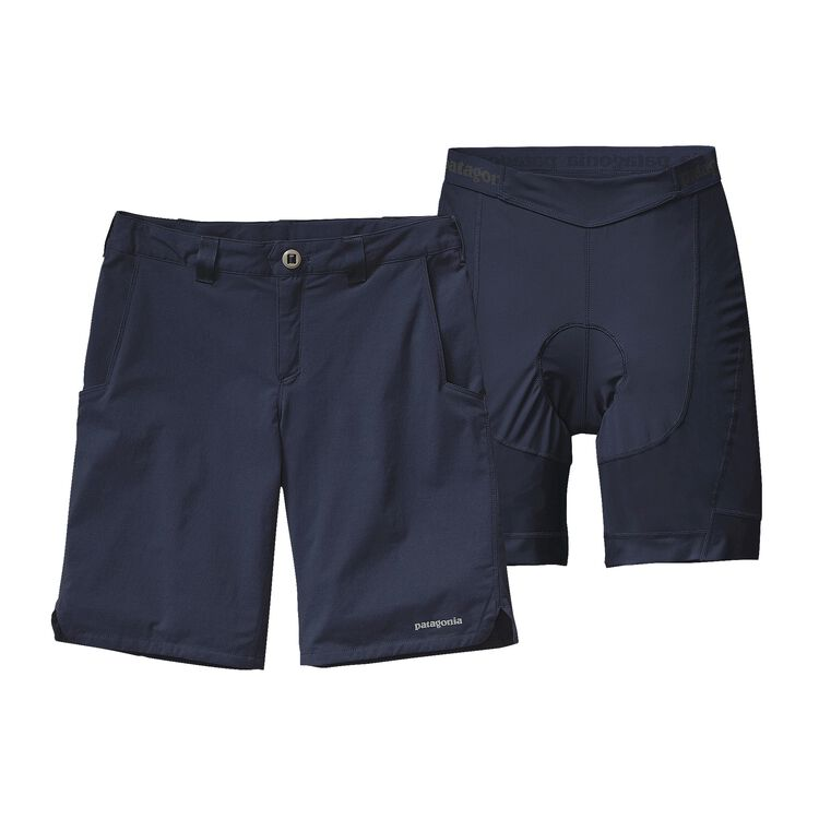 W'S DIRT CRAFT BIKE SHORTS, Navy Blue (NVYB)