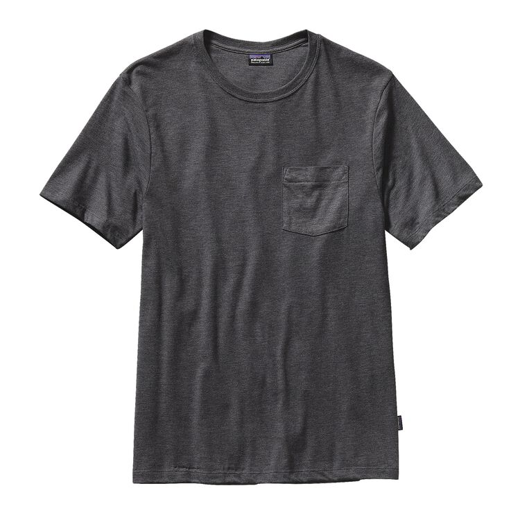 M'S DAILY TRI-BLEND TEE, Forge Grey (FGE)