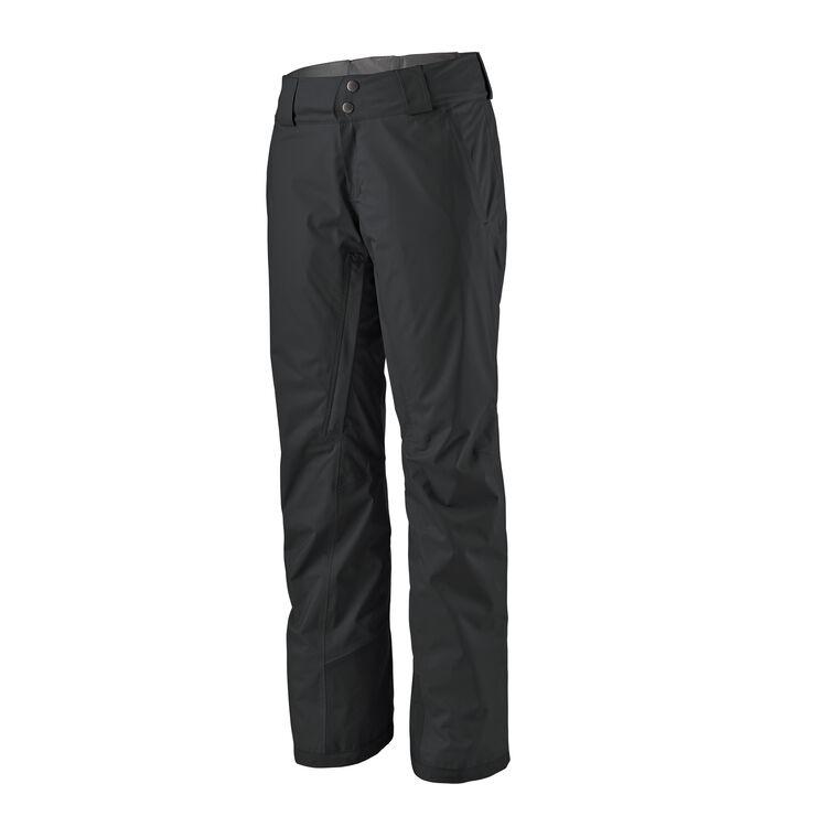 W'S INSULATED SNOWBELLE PANTS - REG, Black (BLK)