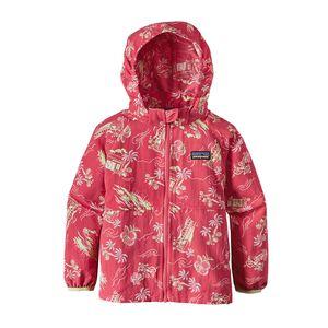 Baby Baggies™ Jacket, C Street Small: Cerise (CSMC)