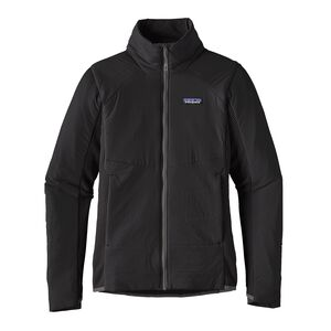 W'S NANO-AIR LIGHT HYBRID JKT, Black (BLK)