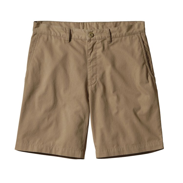 M'S ALL-WEAR SHORTS - 8 IN., Ash Tan (ASHT)