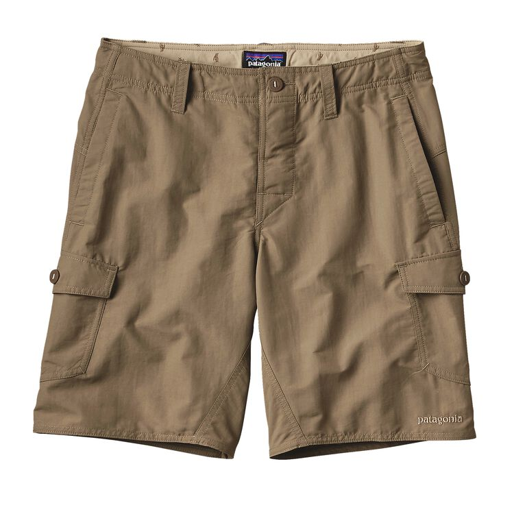 M'S WAVEFARER CARGO SHORTS - 20 IN., Ash Tan (ASHT)