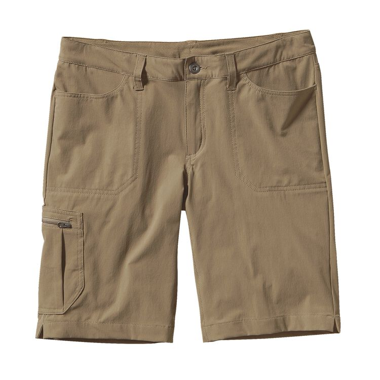 W'S TRIBUNE SHORTS - 10 IN., Ash Tan (ASHT)