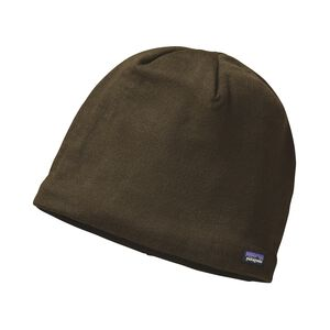Lined Beanie, Basin Green (BSNG)