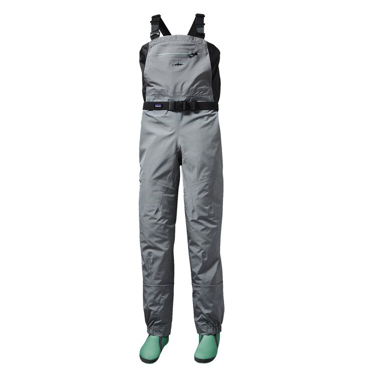 W'S SPRING RIVER WADERS - PETITE, Feather Grey (FEA)