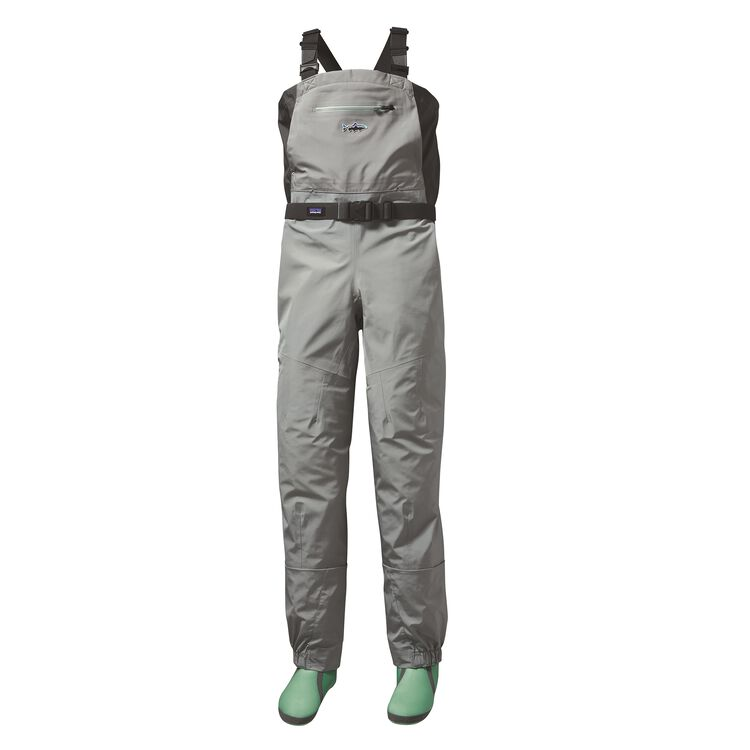 W'S SPRING RIVER WADERS - REG, Feather Grey (FEA)
