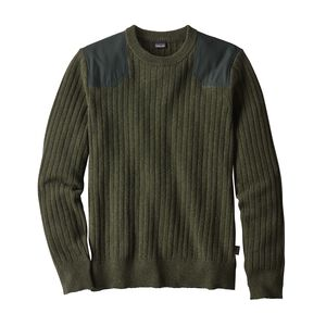 M's Fog Cutter Sweater, Glades Green (GLDG)