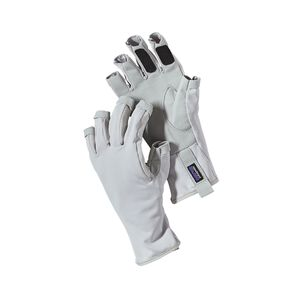Technical Sun Gloves, Tailored Grey (TGY)