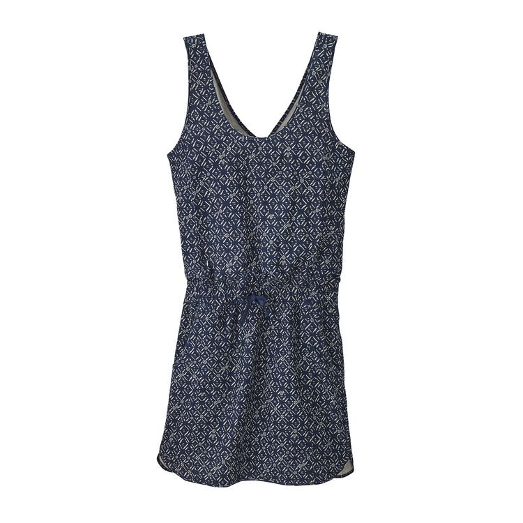 W'S FLEETWITH DRESS, Crux: Classic Navy (CRCN)