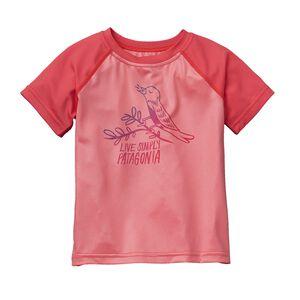 ベビー・キャプリーン・デイリー・Tシャツ, Pickled Pink (PCKP)