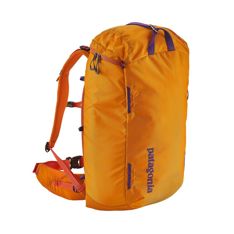 CRAGSMITH PACK 35L, Sporty Orange w/Campfire Orange (SOCO)