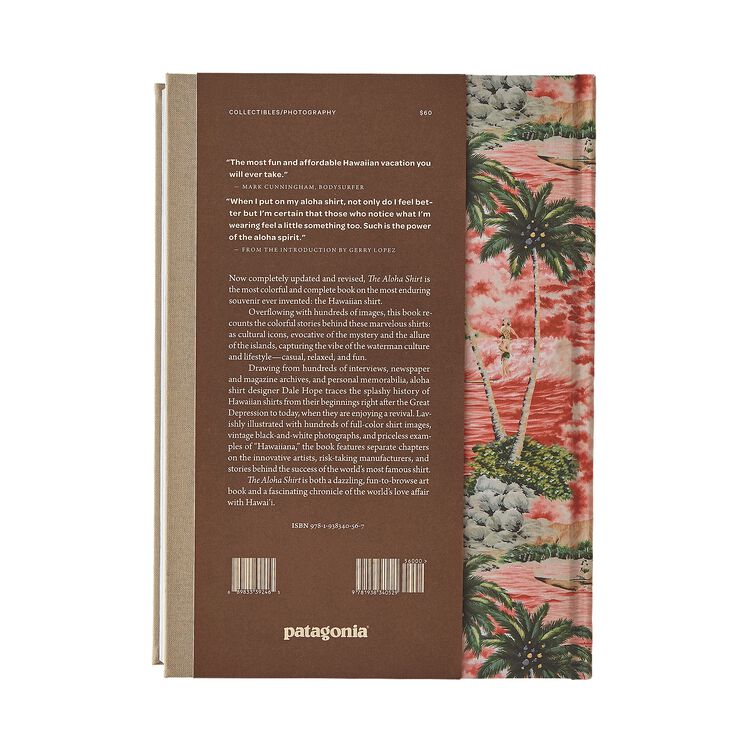 The Aloha Shirt: Spirit of the Islands, by Dale Hope (Hardcover book),