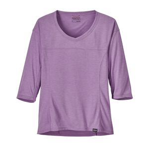 W's Nine Trails Bike Jersey, Light Acai (LIH)
