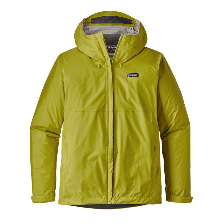 M'S TORRENTSHELL JKT, Fluid Green (FLGR)