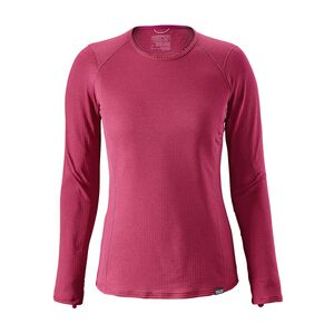 W's Capilene® Thermal Weight Crew, Craft Pink - Magenta X-Dye (CFMX)