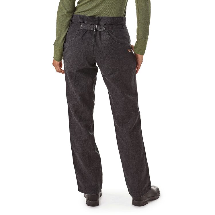 W's Iron Forge Hemp™ Canvas Double Knee Pants - Short,