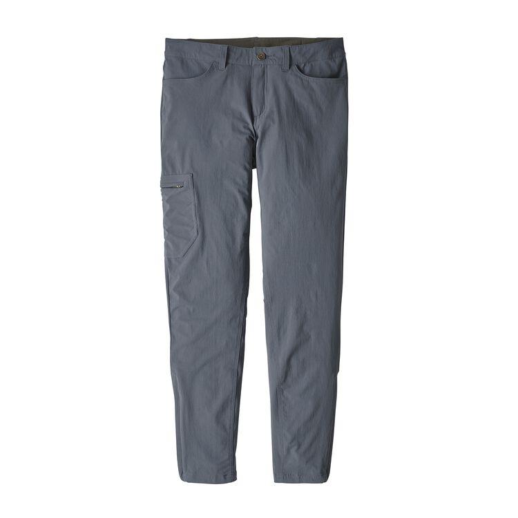 W'S SKYLINE TRAVELER PANTS - REG, Dolomite Blue (DLMB)