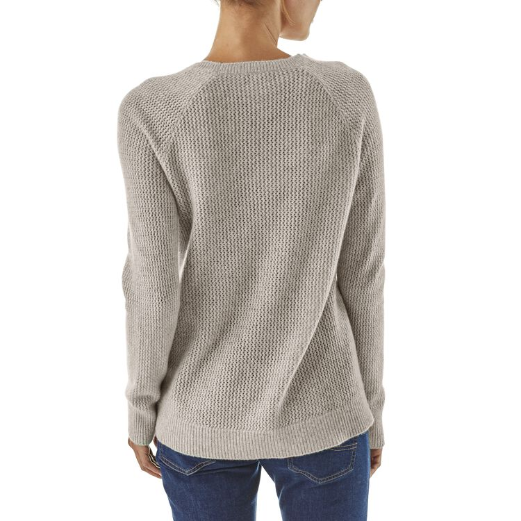 W's Recycled Cashmere Crew,