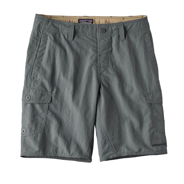 M'S WAVEFARER CARGO SHORTS - 20 IN., Nouveau Green (NUVG)