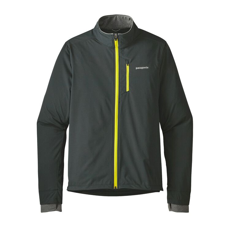 M'S WIND SHIELD JKT, Carbon (CAN)
