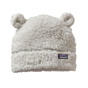 BABY FURRY FRIENDS HAT, Birch White (BCW)