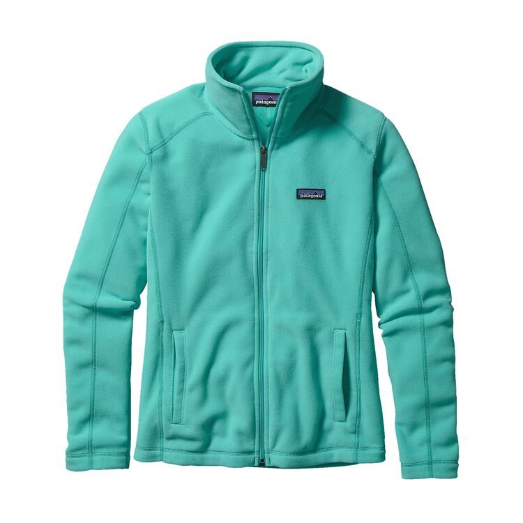 W'S MICRO D JKT, Howling Turquoise (HWLT)