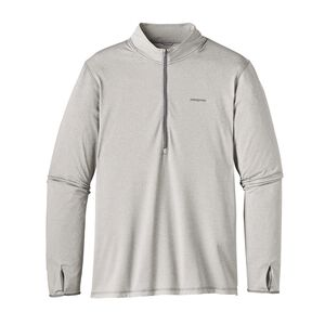 M's Tropic Comfort 1/4-Zip, Tailored Grey (TGY)