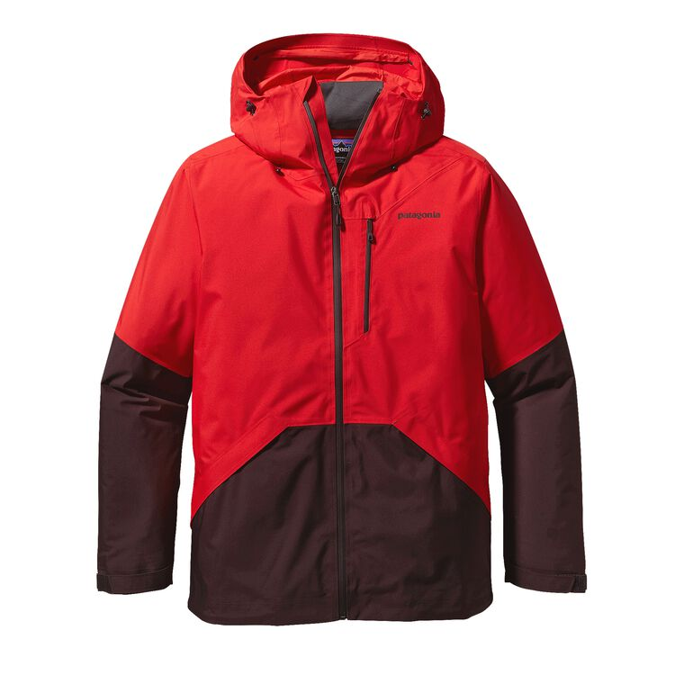M'S SNOWSHOT JKT, French Red (FRR)