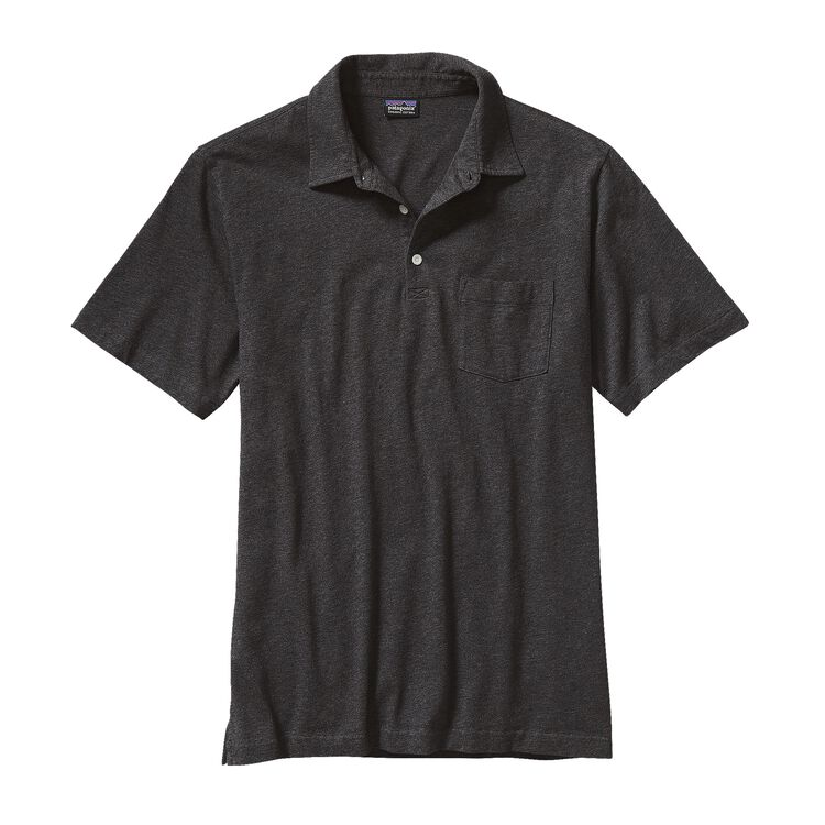 M'S SQUEAKY CLEAN POLO, Forge Grey (FGE)